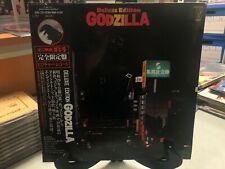 Deluxe Edition Godilla/Vinyl LP/Picture Disc/Soundtrack/Japanese Pressing/VG