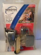 Innotek Rechargeable Micro-sized automatic No-Bark collar for dogs bc-200
