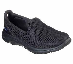Skechers Women's Go Walk 5 Black UK Sizes 4-8