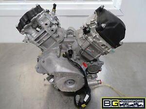 EB315 2015 15 OUTLANDER L 500 ENGINE MOTOR ONLY 19 MILES MINT MINT NEXT TO NEW!!