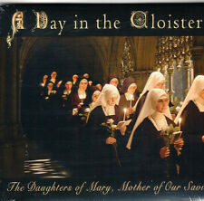 Day in the Cloister Daughters of Mary Tradition Catholic Hymns Religious Song CD
