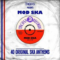 TROJAN PRESENTS MOD SKA 2 CD NEU