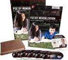 Linguistic Development Through Poetry Memorization SET  Teacher and CD's