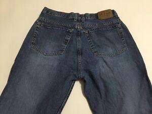 Arizona Blue Jeans Men's 34x31 34 x 31 Bootcut Boot Leg Cut Pants Denim