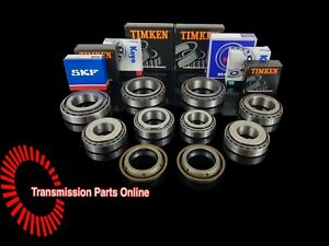 Vauxhall / Opel 6 Speed F40 Gearbox Bearing & Seal Rebuild Repair Kit