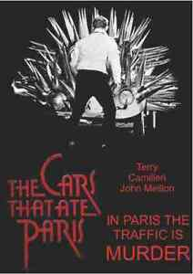 Cars That Ate Paris - Terry Camilleri, John Meillon, Kevin Miles - DVD