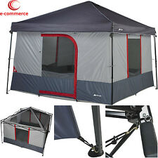 Instant Tent Room 6 Person Family Camping Hunting Hiking Camp Base Cabin Canopy