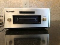 Mint Panasonic RS-853 Vintage Stereo 8 Track Tape Deck Perfect Working Condition