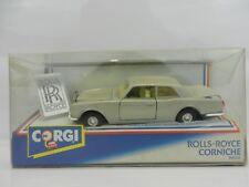 CORGI = Silver ROLLS-ROYCE CORNICHE #94030 *NIB*
