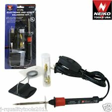 11pc Electronic and Hobby Soldering Kit 20W soldering iron