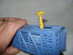Lionel O Scale Bronx Zoo Giraffe Stock Car  3376 Non -operating
