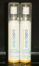2 x Caloclear Optical Lens Cleaning Spray 25ml