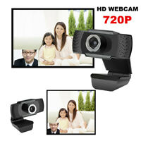 HD 720P Megapixel USB 2.0 Webcam Kamera mit MIC für Computer PC Laptops
