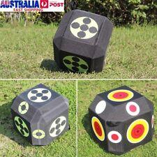Archery Polyhedral Target 3D High Density Self Healing Foam CUBE Target shooting