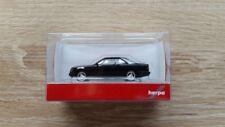 Herpa 028813 - 1/87 Mercedes-Benz E 320 Coupe - Schwarz - Neu