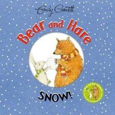 Bear and Hare: Snow!, Gravett, Emily, New Book