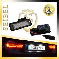 Led Kennzeichenbeleuchtung VW Golf 5 Caddy 3 Passat 3BG 3C T50 1Z E4 StVZO FREI