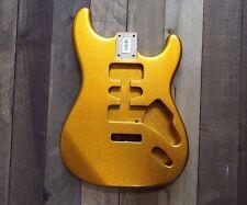 Eden Standard Series Alder Wood Body for Stratocaster Guitar Gold Sparkle