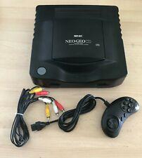 SNK neo geo JAP CD Console NEOGEO top loading + pad
