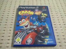 Crash Tag Team Racing für Playstation 2 PS2 PS 2 *OVP*
