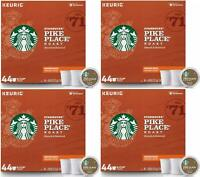 176 COUNT Starbucks Pike Place Coffee Keurig KCup Pods Best Before February 2020