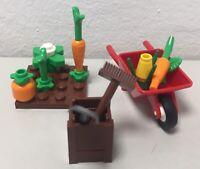 LEGO® kleiner Garten (003), Schubkarre, City, Zubehör, MOC, Ersatzteil