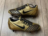 Nike Totalninety Gold Total 90 Soccer Cleats Football Boots US 7 UK 6 EUR 40
