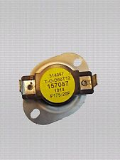 Waste oil Heater Parts Reznor 157057 Blower control switch RA and RAD