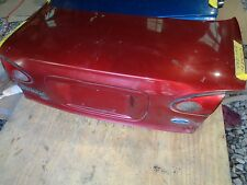 1996 ford contour trunk lid right tail light taillight lamp revers back up deck