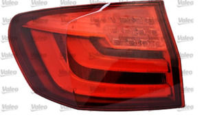 Rear Left Led Tail Light Fits BMW 5 Series touring F11 OE 7203233 Valeo 44379