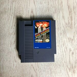 Die Hard - Video Game NES 72 pins 8bit for NTSC US Console