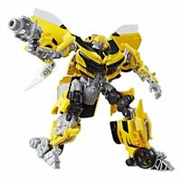 New Transformers: The Last Knight Premier Edition Deluxe Bumblebee