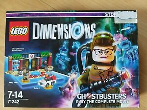 Lego Dimensions Ghostbusters Story Pack 71242 Complete Movie