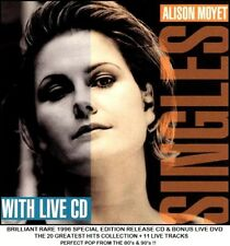 Alison Moyet - Very Best Greatest Hits Collection RARE 1996 2CD 80's 90's Yazoo