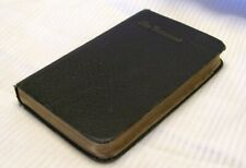 Victorian 1900 Pocket New Testament A J Holman Co Edition