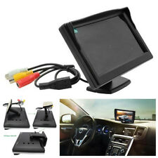 "5""Digital TFT LCD Display Car Rear View Monitor Screen For Parking Backup Camera"