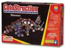 Educational Insights  CoinStruction DINOSAUR  NRFB  200 color-coded clips