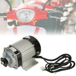 48V 650W Mid-Drive Motor E-bike Metal Brushless Middle Motor For Medium Tricycle