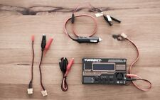 Turnigy LIPO charger Balancer Ladegerät Accucell 6 plus cables