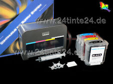 Elegantes CISS 580ml HP Officejet Pro 88 HP88 K L Serie C9385 C9386 C9388 C9387