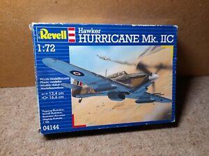 Revell Hawker Hurricane Mk. IIC 1:72 Scale Model No.04144