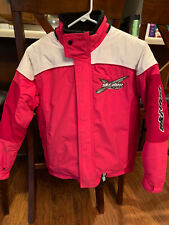 Ski Doo Snowmobile Jacket Youth Size 8
