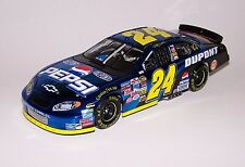 Jeff Gordon #24 DuPont/Pepsi Color Chrome 2005 Monte Carlo Stock Car 1:24 COA