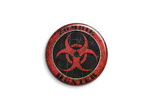Horreur - Zombie Hunter 1 - Badge 25mm Button Pin