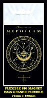 FIELDS OF THE NEPHILIM FLEXIBLE BIG MAGNET IMAN GRANDE 1210
