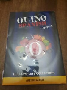 OUINO Spanish | The Complete Collection Edition NEW AND SEALED  RARE.