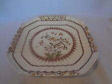 Spode China - Buttercup - Square Luncheon Plate or Small Platter
