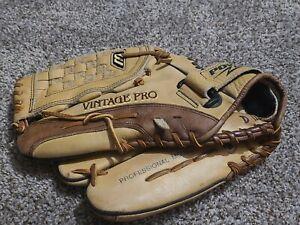 "Mizuno Vintage Pro MVP 1300 Professional Model Softball/Baseball Glove LHT 13"""