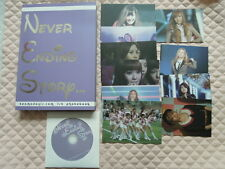 Girls' Generation SNSD Photo Book Goods Set w/Gift 260-pages SM KPOP JPOP DVD