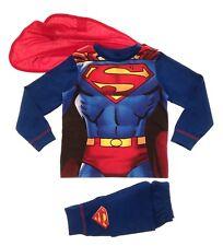 Lora Dora Kids Boys Fancy Dress up Superman Supersuit 2-3 Years